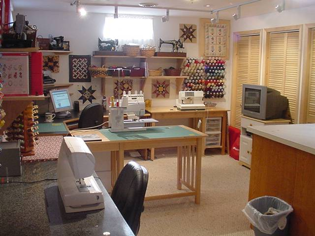 Photo gallery Sewing room ideas for small spaces